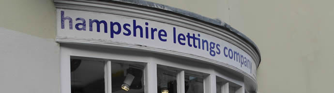 hampshire lettings company outside